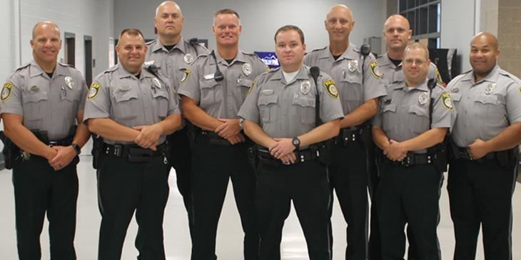 Gaston County Police School Resource Officers