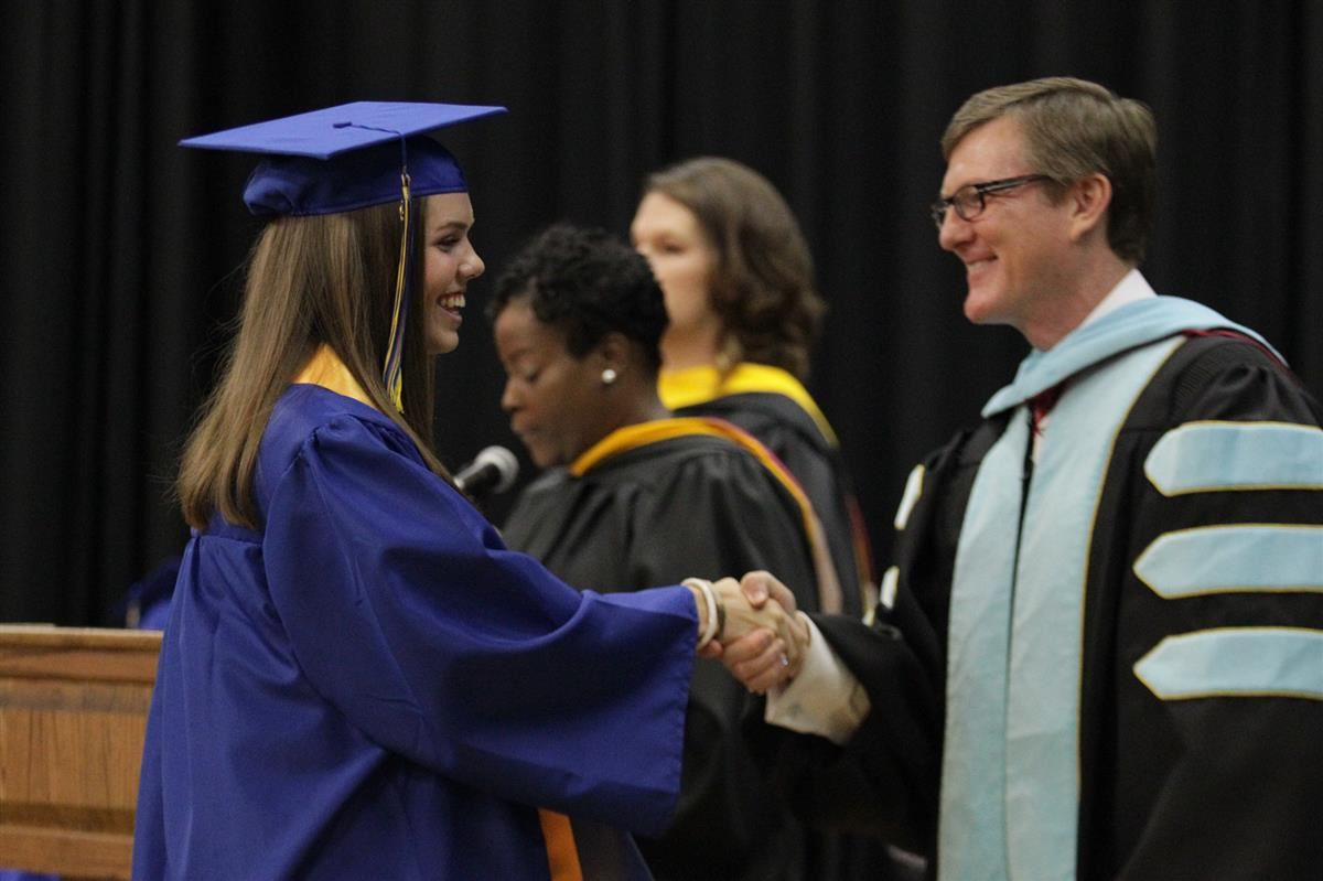 Highland School of Technology Graduation