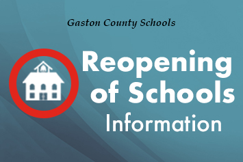 Information about the reopening of schools