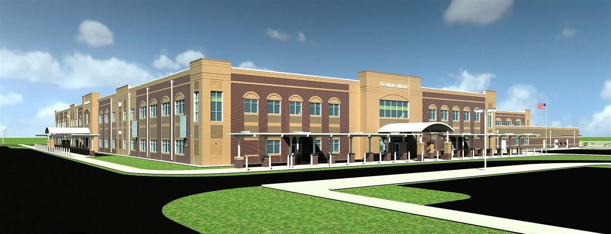 Belmont Academic Calendar 2021-2022 UPDATE: Plans for the new Belmont Middle School