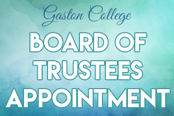 Board of Education to appoint Gaston College trustee