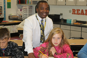 Bessemer City teacher reflects on his first year