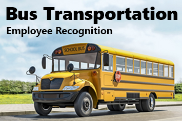 Recognition for bus transportation employees