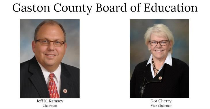 Gaston County Board of Education elects chairman and vice chairman