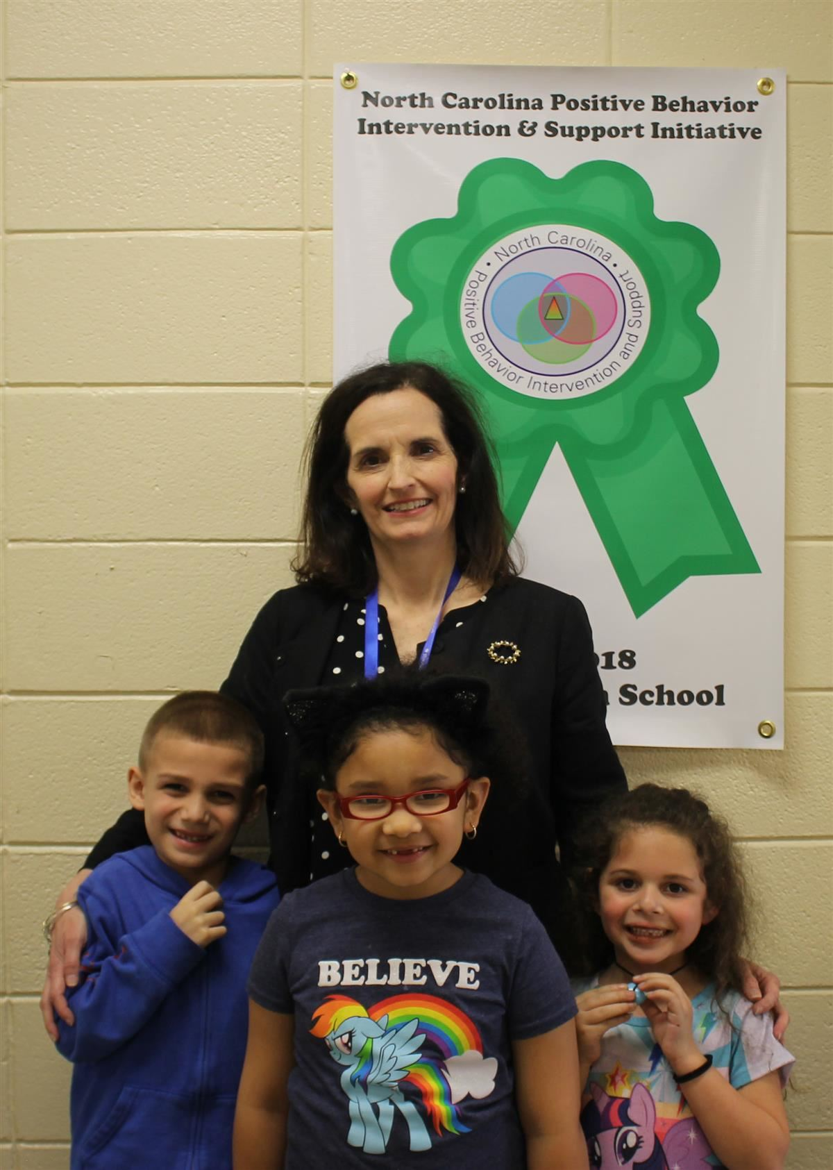Sherwood Elementary earns Green Ribbon School recognition