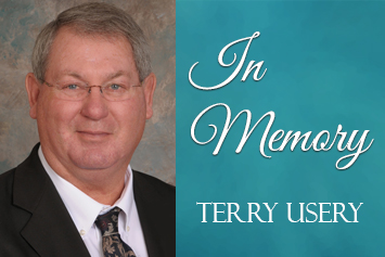 School district pays tribute to Terry Usery
