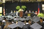 North Gaston Valedictorian Kendall Rease