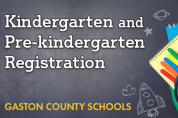 Parents may register now for kindergarten and pre-K