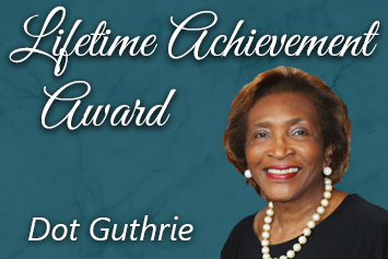 Guthrie receives lifetime achievement award