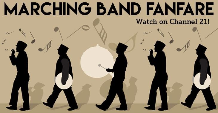 Marching Band Fanfare