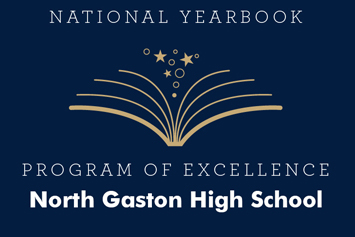 North Gaston yearbook gets national award