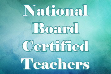 Teachers earn prestigious national certification