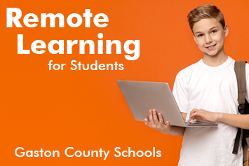 Gaston County Schools transitions to online learning