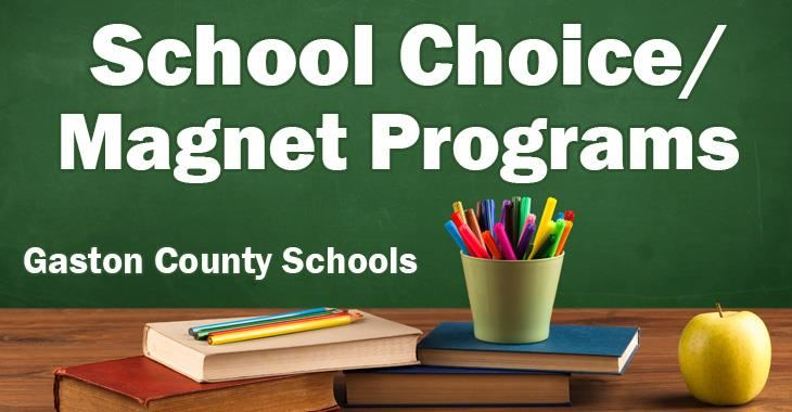 School Choice in Gaston County Schools