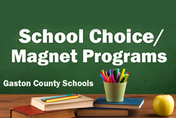 School Choice Information Session is February 25