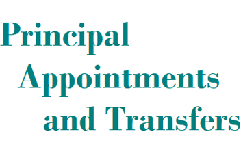 Board approves principal appointments and transfers