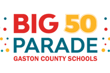 Our 'Big 50 Parade' is this Saturday at 2:30 p.m.