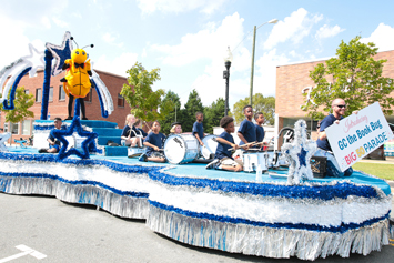 PICTURES:  Schools celebrate with 'Big 50 Parade'