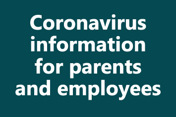 Information and updates about the coronavirus