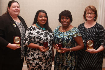Educators honored during Evening of Excellence