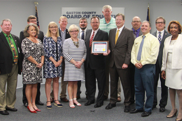 Board of Education recognition for May and June