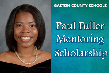 Students receive Paul Fuller mentoring scholarship