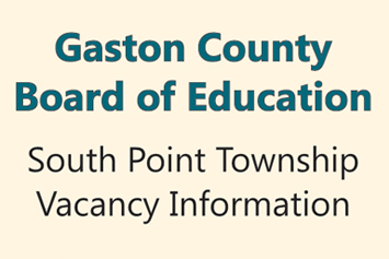 Board of Education accepting applications for vacancy