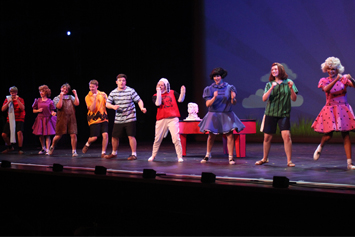 Stuart W. Cramer students win three Blumey Awards