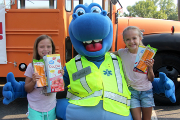 """Stuff That Bus!"" collection nets 4,685 school supplies"