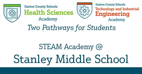 STEAM Academy at Stanley Middle School