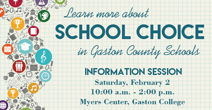 school choice information sessions