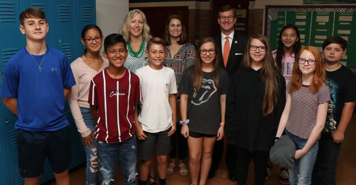 Belmont Middle School / Homepage