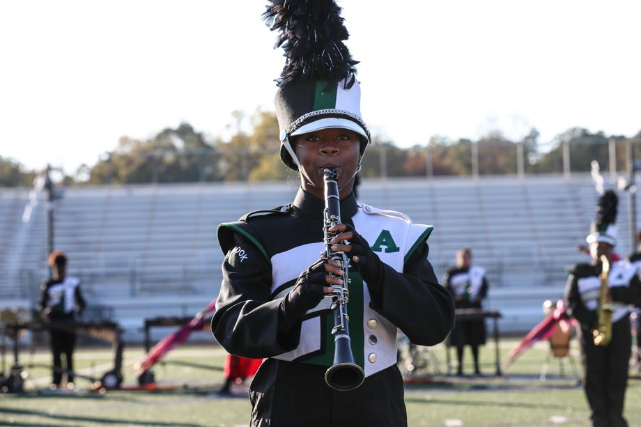 2019 Marching Band Fanfare