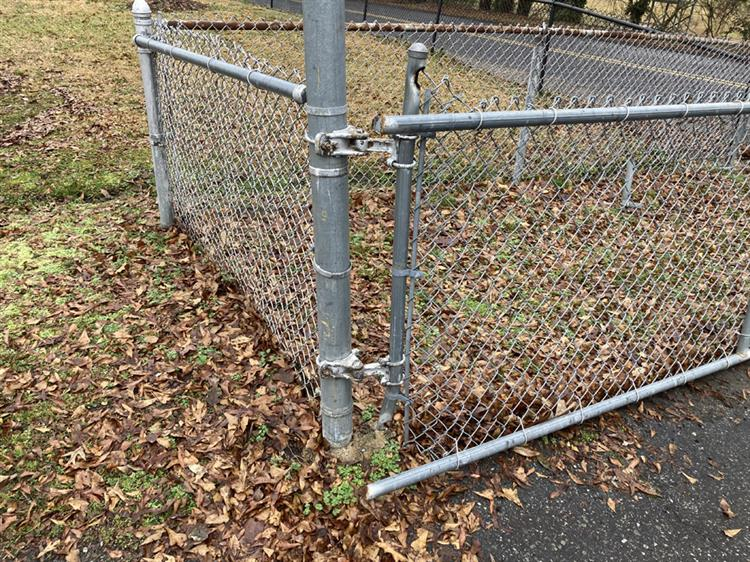 York Chester Middle School Fence Replacement