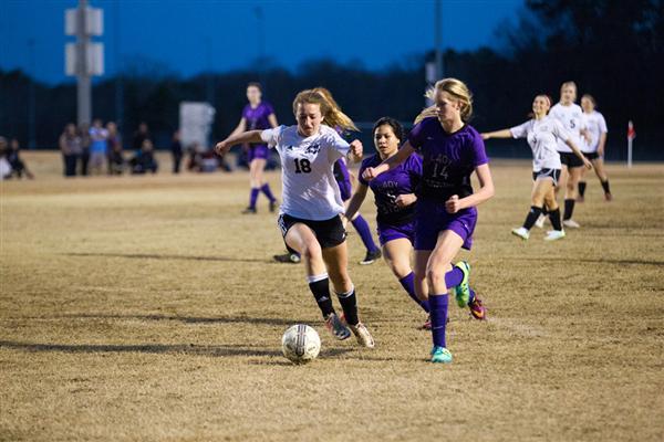 Athletics / SOCCER (Girls, Gaston Gazette Cup)