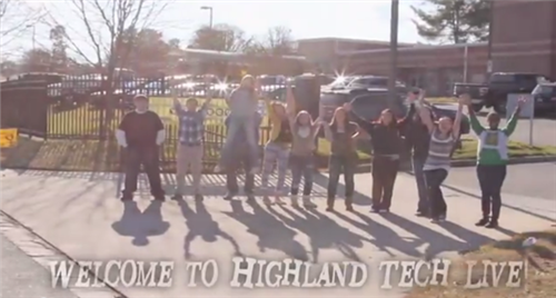 Highland Tech Live
