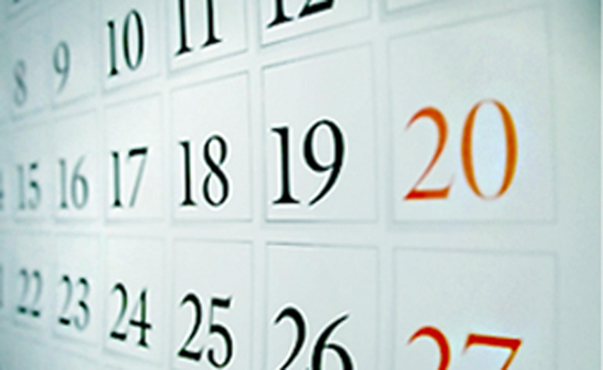 De 10 officiële feestdagen van 2016